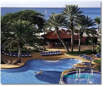 4* Wyndham Aruba Resort, Spa & Casino