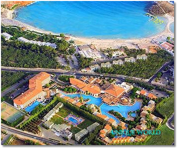 5* Atlantica Aeneas Resort Hotel