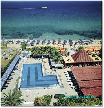 4* Vrissiana Beach Hotel