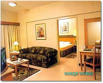 4* Golden Sands Hotel Apartments