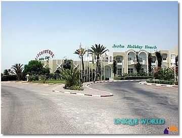 4* LTI-Djerba Holiday Beach Hotel