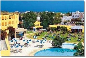 3+* Caribbean World Beach & Garden Resort