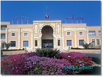 5* Vincci Resort Nour Palace