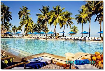 5* Sheraton Fiji Resort