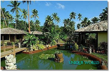 4* Beqa Lagoon Resort