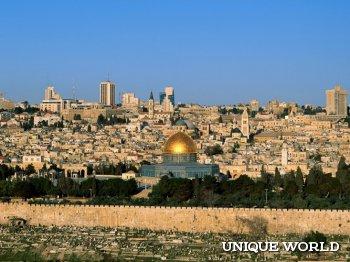 Город духовности и веры - Иерусалим