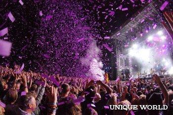 Фестиваль рока и инди в Осло