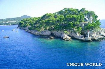 Красивые достопримечательности Хорватии