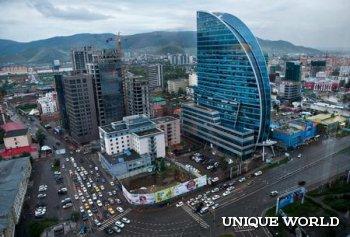 Добро пожаловать в Монголию