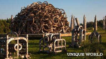 Николо-Ленивец: творчество в гармонии с природой