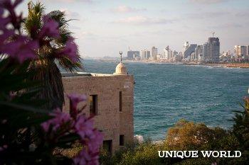 Изумительный израильский город Яффа