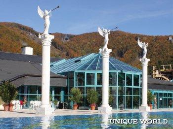 Курорты Теплицы