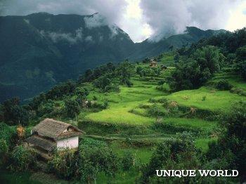 Непал: в дымке Гималаев