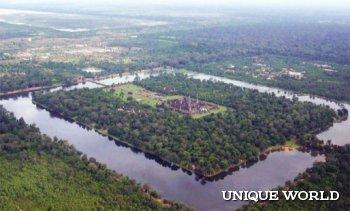 Ангкор Ват – главная жемчужина Азии
