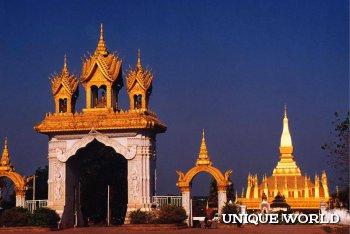 Достопримечательности чарующего Лаоса