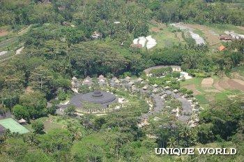 Курорт Amanjiwo на острове Ява