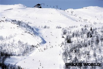 Хемседал — один из лучших горнолыжных курортов Норвегии