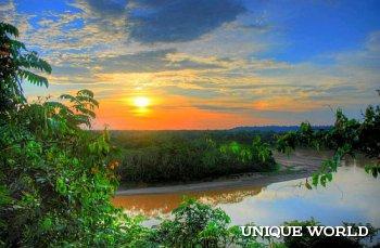 Амазония: тропический Париж