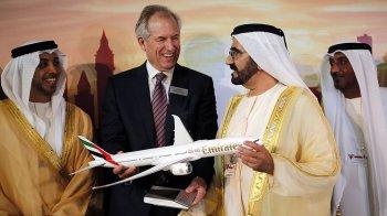 Авиасалон в Дубае