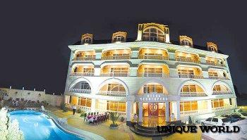 Популярные отели Сочи