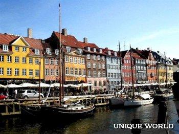**Прогуляться по гавани торговцев или Этот прекрасный Копенгаген