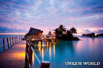 Лучшие 5* отели на Фиджи