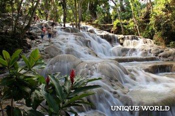 «Земля родников и рек» - водопады Даннс-Ривер