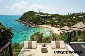 *Лучшие пляжные отели Таиланда