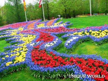 Парк-сад Кёкенхоф