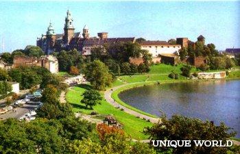 **Краков - город королей
