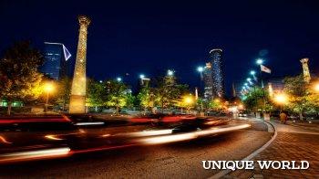 Атланта - душа США