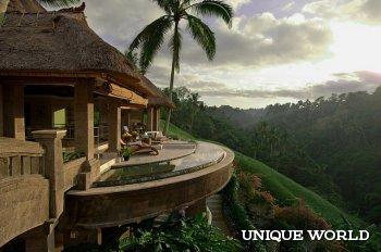 Сказочный отель Viceroy Bali в Индонезии