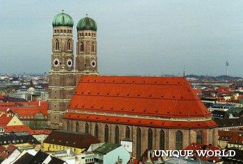 5 главных достопримечательностей Мюнхена