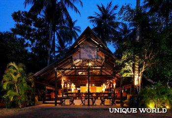 Пятерка потрясающих таиландских отелей