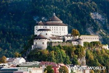 Волшебный замок Амбрас