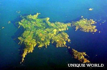 **Прекрасный остров Сарк