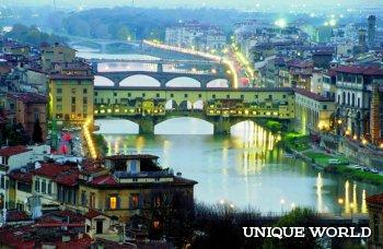 **Флоренция – зеркало Италии