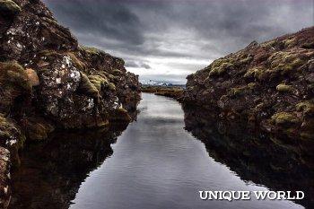 Трещина Силфра – чудо природы Исландии