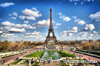 Чем же так привлекателен Париж?