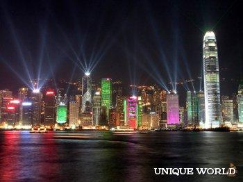 **Гонконг: бухта Виктория