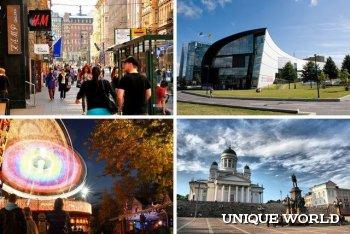 Хельсинки – что посмотреть и где побывать
