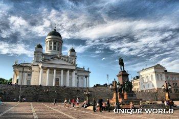 Хельсинки: интересные места для посещения