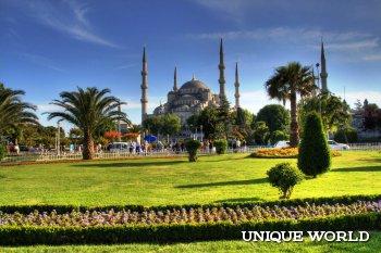 **Самые знаменитые достопримечательности Стамбула