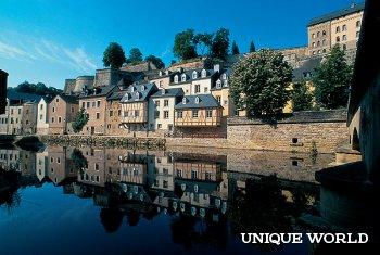 Маленькое, но гордое государство Люксембург