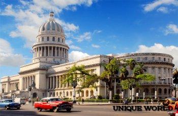 Самостоятельное автомобильное турне по Кубе