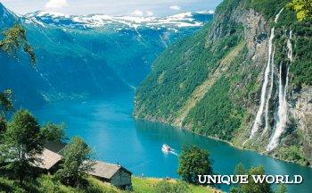 Феномен природы - Норвежские фьорды