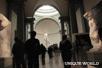 Флоренция: Академия изящных искусств, Базилика Сан-Лоренцо, Площадь Микеланджело