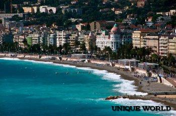 Английская набережная в Ницце - отдых, подобный раю
