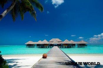Отель Gili Lankanfushi, Мальдивы