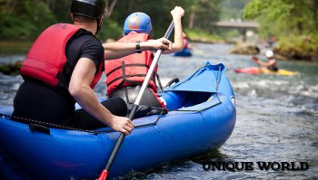Путешествие по реке – дорога к счастью